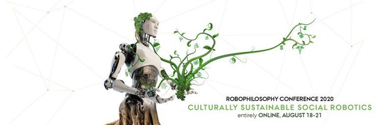Cinema and Media Studies PhD Gerrit Krueper virtually presents at the Robophilosophy Conference 2020!