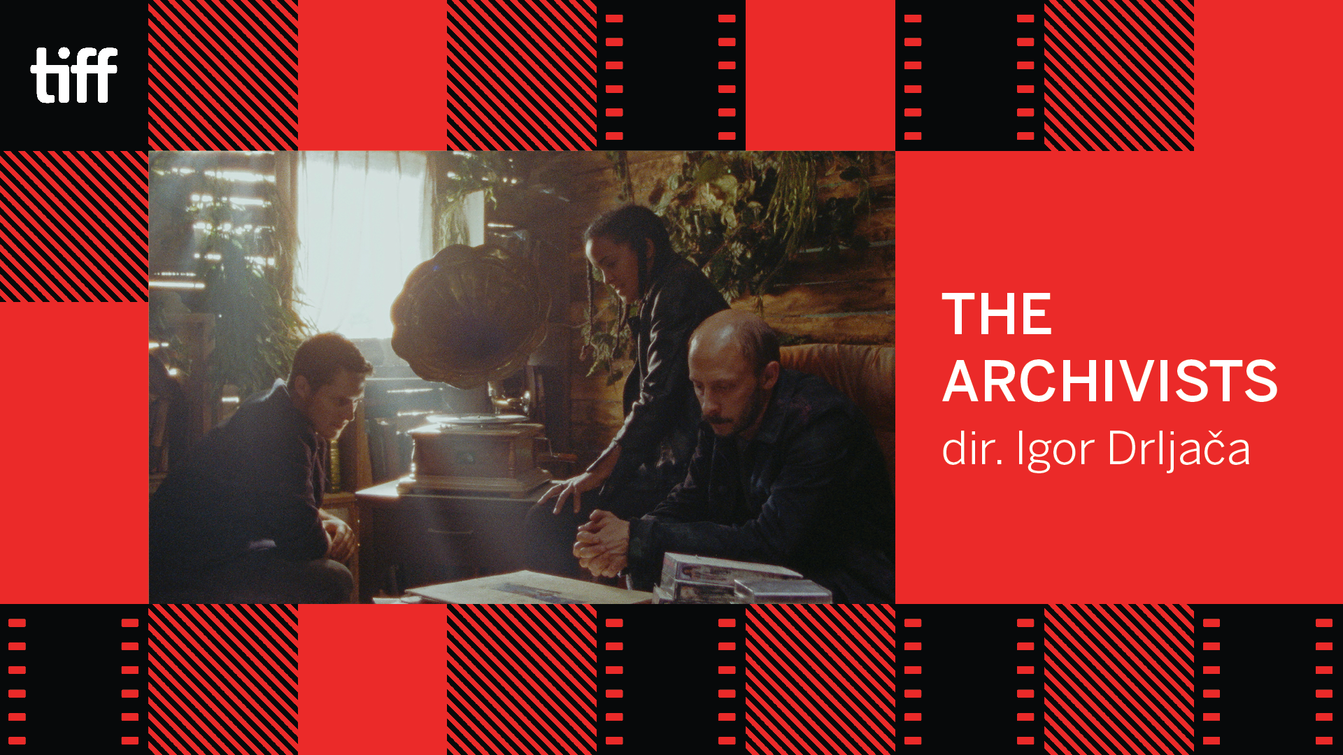 "Prof Igor Drljaca's Film ""The Archivists"""