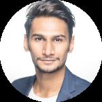 Vivek Sodal headshot